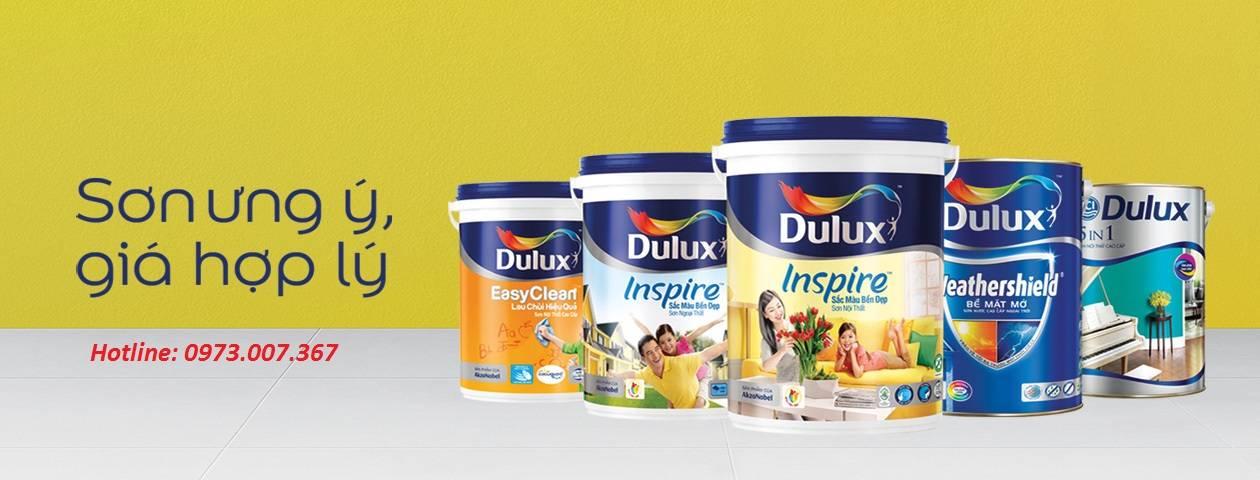 sơn Dulux trong nhà